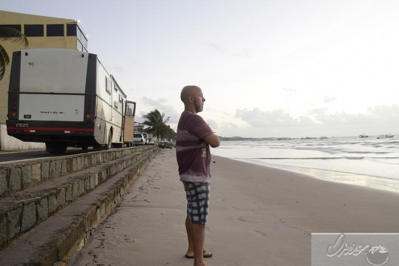 Maragogi, AL – Na rua beira mar