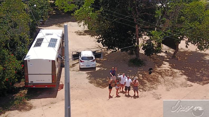 Conde, PA – Praia de Tambaba na Pousada do Bilu