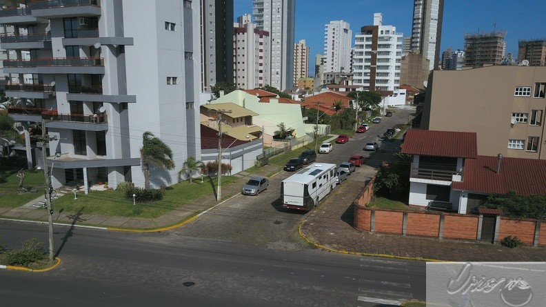 Torres, RS – Na rua perto do rio Mampituba